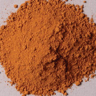 Rublev Colours Dry Pigments 100g - S2 Italian Raw Sienna