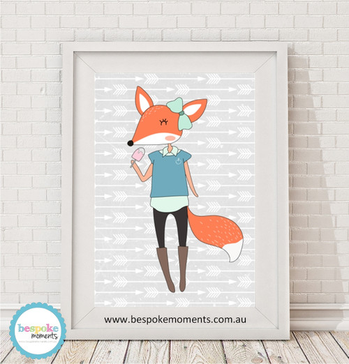 Hipster Foxette