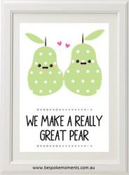 Great Pear Print