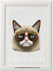 Grumpy Cat Print