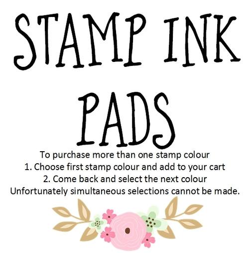 Product image of Fingerprint Stamp Ink Pads