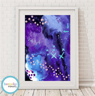 Product image of Limited Edition Cosmic Ann Print