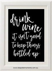 Prints for wine lovers