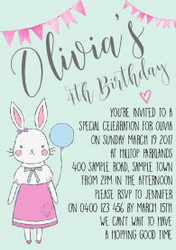 Polly Birthday Invitation