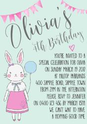 Polly Birthday Invitation