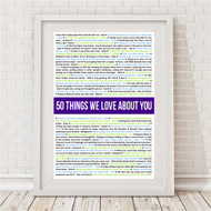 Things We Love About You - Stripe