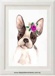 Koa Puppy Print