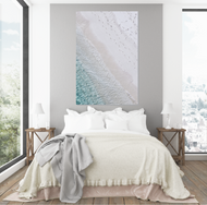 Coastal Calm Canvas