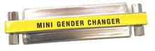 DB37 Gender Changer Female to Female Slimline