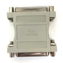 Null Modem Adapter DB25 Female to DB25 Female