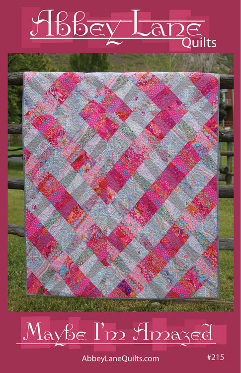 Maybe I M Amazed 215 Abbey Lane Quilts