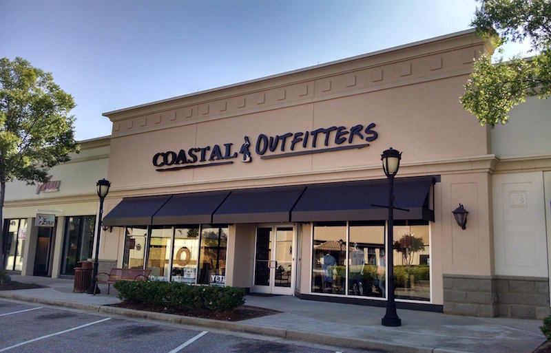 Coastal Outfitters Spanish Fort Location