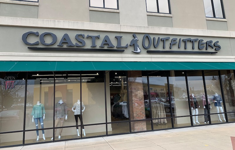 Coastal Outfitters Tuscaloosa Location