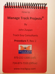 Manage Track Projects Pocket Handbook - #32 Paper