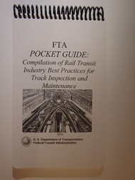 FTA Track Safety Pocket Handbook - #32 Paper