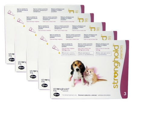 Stronghold for Puppies & Kittens - 15 Pack