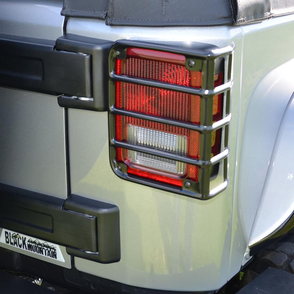 ... Light Guard Kit - Black ... & Light Guard Kit - Black - Black Mountain Jeep azcodes.com