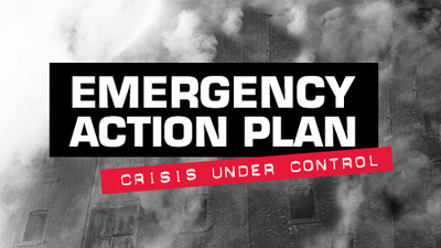 Attractive ... Emergency Action Plan: Crisis Under Control. Image 1