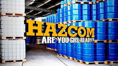 HazCom: Are You GHS Ready?