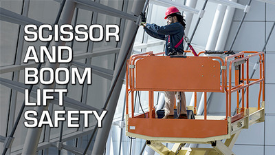 Scissor and Boom Lift Safety