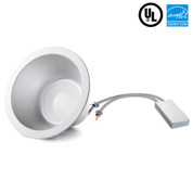 35W-8Inch Architectural Downlight. 3000 Lumens. 277V. 2 Units Per Carton