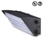 45W LED Semi Cut Off Wallpack.  4950 Lumens - 277V. 1 Unit Per Carton