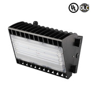 100W LED Semi Cut Off Wallpack. 10890 Lumens - 277V. 1 Unit Per Carton