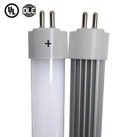 T5 4ft 15W Linear 4000K & 5000K LED Tube with External Driver. 1500-1650 Lumens. 50 Units Per Carton