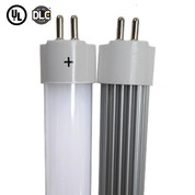 T5 4ft 22W Linear 4000K & 5000K LED Tube with External Driver. 2450-2550 Lumens. 50 Units Per Carton