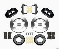 1982-1986 Jeep CJ Wilwood Disc Brake Kit 140-12613