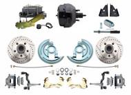 "1964-1972 Oldmobile Disc Brake Conversion Kit 9"" Dual"
