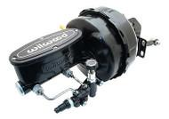 "Mopar 9"" Dual Power Brake & Disc/ Disc Wilwood Assembly, Charger, GTX, Road Runner, E-Body"