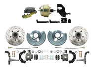 B-Body 1962-72, E-Body 1970-74 Complete Mopar Disc Brake Kit