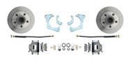 1965-1968 GM Full Size Disc Brake Kit