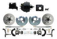 66-70 B Body 71-74 E Body O.E.M. Style Disc Brake Kit & Booster