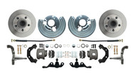 DBK6272A-45 - 1962-1972 Mopar A Body Large Bolt Pattern Standard Disc Brake Conversion Kit