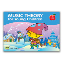 Music Theory for Young Children 4 2nd Ed