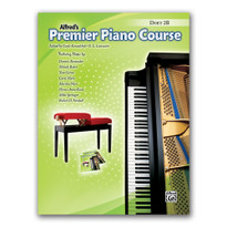 Alfred's Premier Piano Course Duet 2B