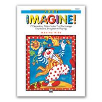 Just Imagine Book 1
