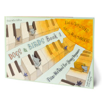 Dogs and Birds - Book 1 (Blank Note Edition) (DB-001-BL)