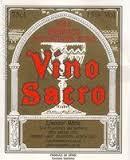 Altar wine ruby 20 litre carton