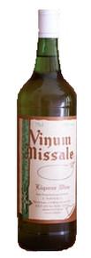 Altar wine amber case of 6 bottles