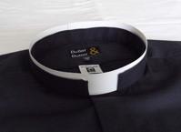 Men's Fair Trade  Tonsure Clerical Shirt 100% cotton