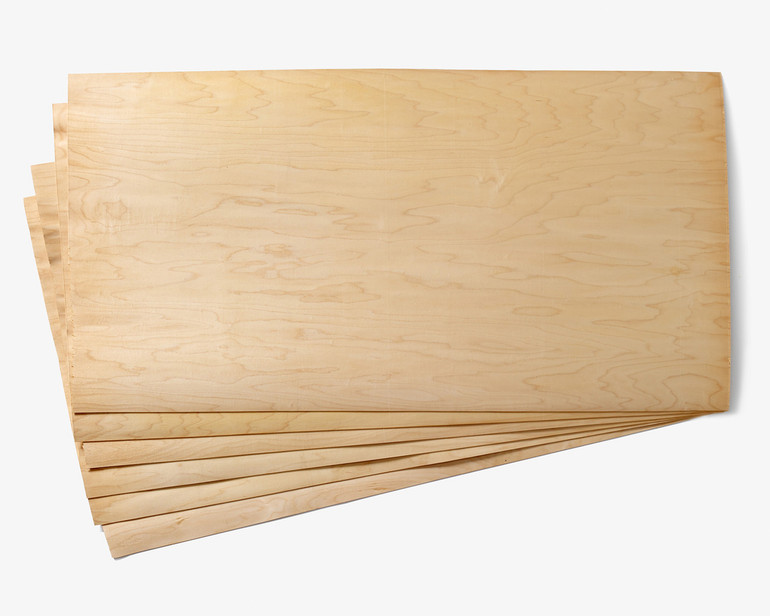 Great for wider projects like skim boards, wake skates, furniture and musical instruments.