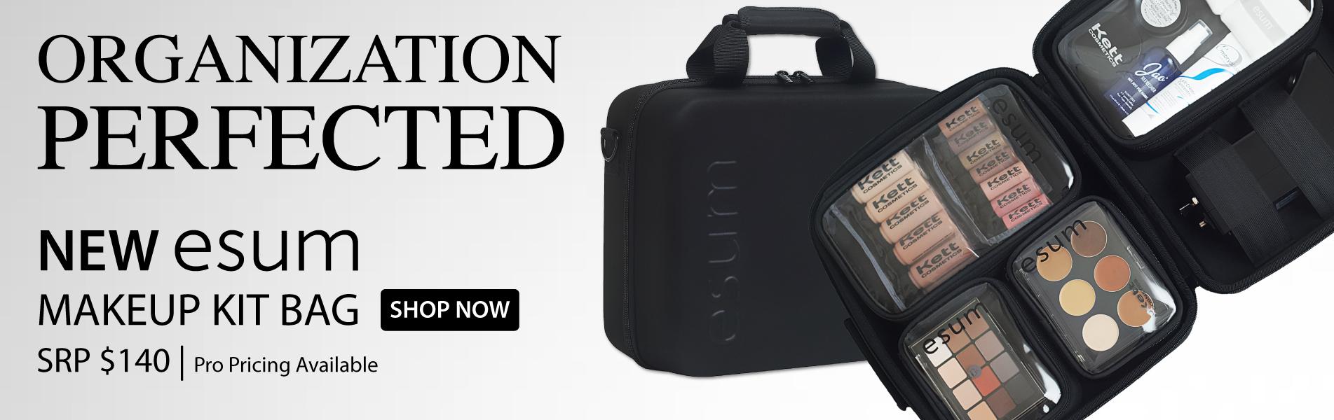 Esum Pro Makeup Kit Bag