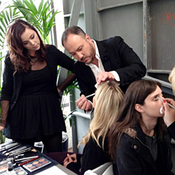 Muse Runway Makeup Classes