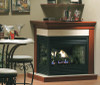 Kingsman MDV31 Direct Vent Multi-Sided See-Through Fireplace