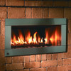 Firegear Od 42 Outdoor Gas Fireplace- 4 Inch Brushed S.S Trim