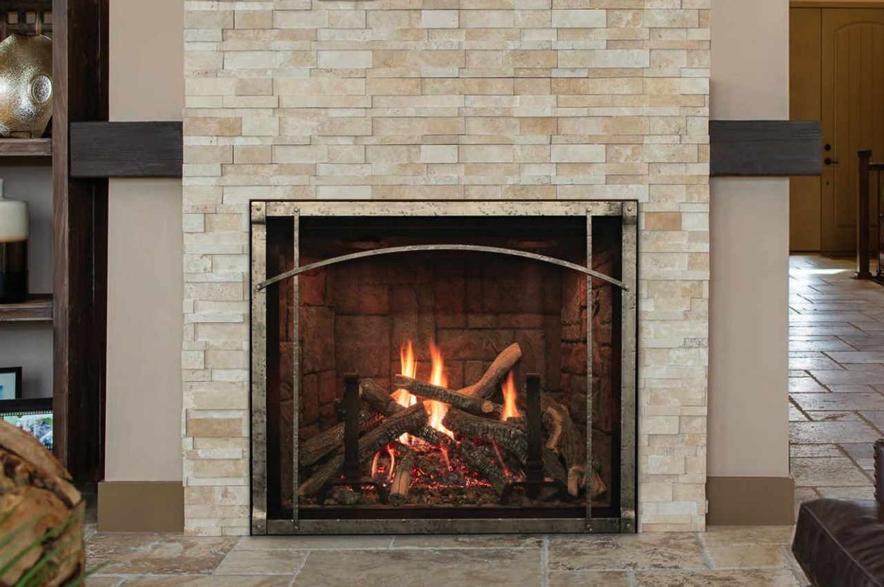 american hearth mantis fireplace insert
