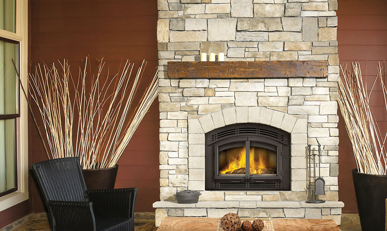 Fireplace Design napoleon fireplace reviews : NAPOLEON HIGH COUNTRY 3000ECO WOOD BURNING FIREPLACE